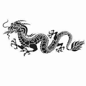 Drachen Schwarz Weiß : wandtattoo schwarz wei wandtattoo schmetterling mit notenschl ssel und verschn rkelten noten ~ Orissabook.com Haus und Dekorationen