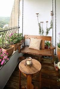 11, Lovely, Small, Balcony, Decorating, Ideas