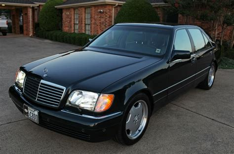 Mercedes-Benz W140 S600 on AMG Monoblocks | BENZTUNING