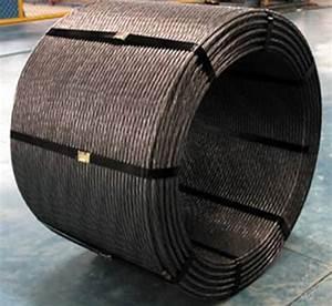 15 24mm Prestressed Concrete Strand Wire Pc Strand China