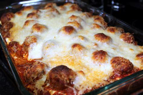 meatball casserole thursday jems 4 11 13 julie s eats treats
