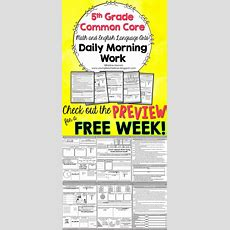 17 Best Ideas About 5th Grade Grammar On Pinterest  Paragraph Writing, 5th Grade Writing
