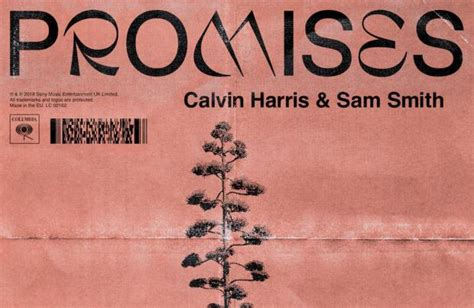 Calvin Harris And Sam Smith Announce New Song Promises