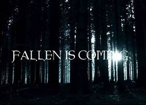 Fallen Movie Release Dates | Lauren Kate Books