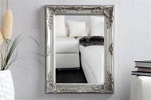 Vintage Spiegel Weiß : spiegel wandspiegel flurspiegel silber wei shabby vintage facettenschliff ebay ~ Indierocktalk.com Haus und Dekorationen