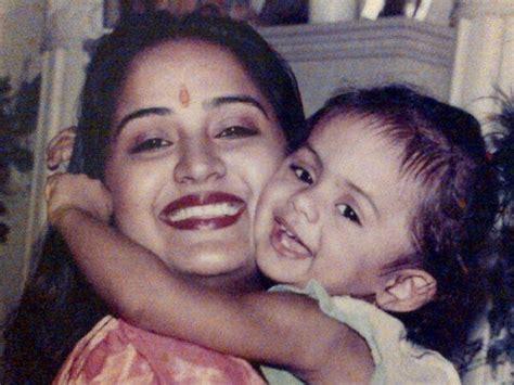 old malayalam actress karthika family karthika nair family childhood photos celebrity family wiki
