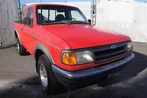 1993 Ford Ranger Xlt Manual 6 Cylinder No Reserve