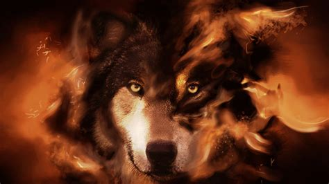 Alpha Wolf Blood Moon Wolf Wallpaper by Wolf Wallpapers And Background Images Stmed Net