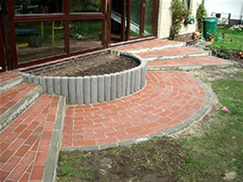 form für betonsteine herwig gehrke de landschaftsgestaltung gartengestaltung