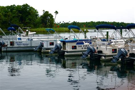 Crystal River Boat Rentals by Port Hotel And Marina Home Of The Manatee Crystal River