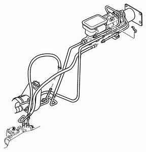 Dodge Grand Caravan Clip  Cooler Line  Power Steering Hose  Trans Oil Cooler