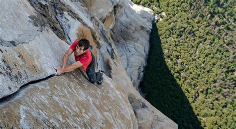 How Alex Honnold Made The Ultimate Climb Without Rope