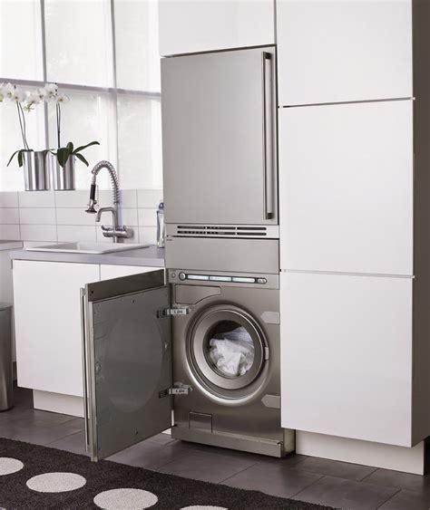 integrar la zona de lavadero en la cocina en  orden