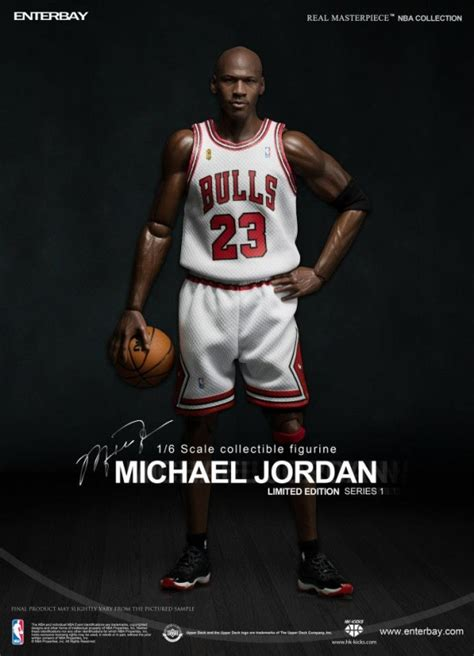 hk kicks  enterbay michael jordan figurine sneakernewscom