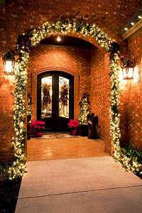30, Christmas, Lights, Decorations, Ideas, For, Porch