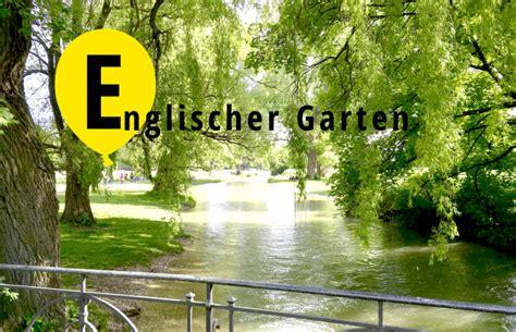 Englischer Garten Veranstaltungen München by Das M 252 Nchen Abc E Wie Englischer Garten Mit Vergn 252