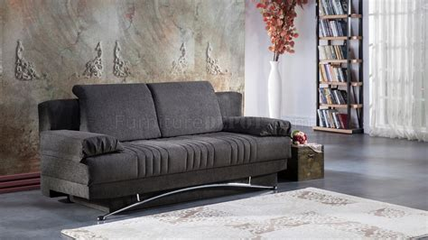 black fabric sofa bed fantasy marek black fabric sofa bed by sunset