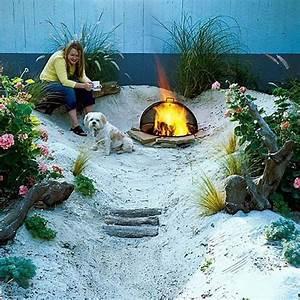 Strandfeeling Im Garten : 26 incredible diy ideas for your backyard this summer architecture design ~ Yasmunasinghe.com Haus und Dekorationen