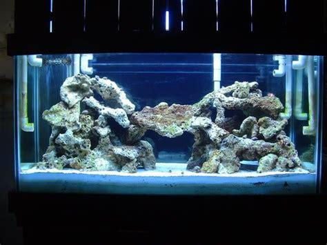 live rock aquascape designs 55 gallon live rock aquascape let me see your 120 gallon