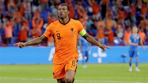 Netherlands captain Wijnaldum is the type of player every ...