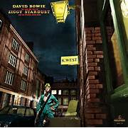 Alternative Ziggy Stardust sleeve revealed - David Bowie Latest News  Ziggy Stardust And The Spiders From Mars Album Cover