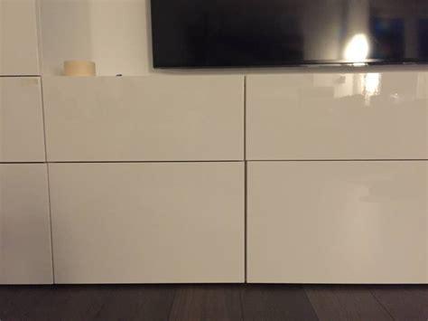 Ikea Küche Schubladen Justieren by Besta Schubladen Einstellen Justieren