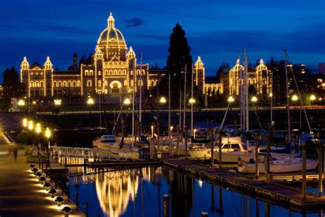 Travel Deals Great Stay Beautiful Victoria British