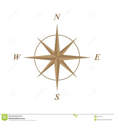 compass rose illustration stock vector illustration