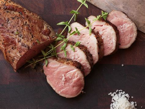 temperature for pork tenderloin sous vide pork tenderloin recipe serious eats