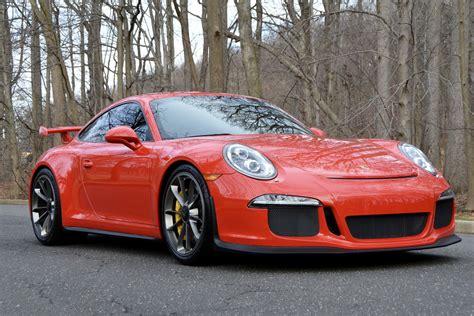 Dealer Inventory 2015 Porsche Gt3 Guards Red