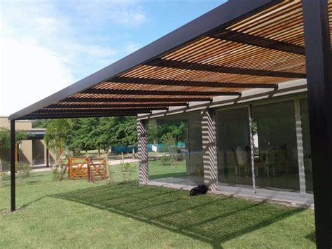 techos y pergolas en hierro y madera 1 500 00 en mercado libre