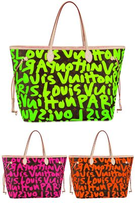art  fashion   collaborations  louis vuitton  marc jacobs spotted fashion