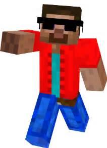 Minecraft Cool Steve Skin