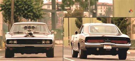 les voitures de fast  furious  moteurs