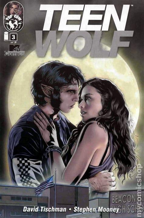 teen wolf bite   image comic books