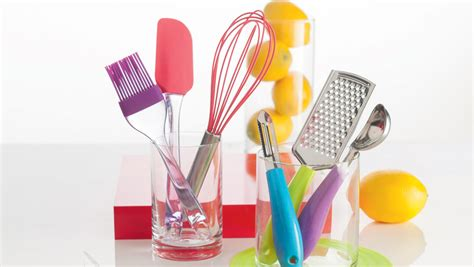 instrument de cuisine ustensile cuisine plastique secret de gourmet com