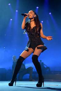 Ariana Grande Height and Weight Secrets