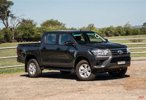 toyota hilux sr review performancedrive