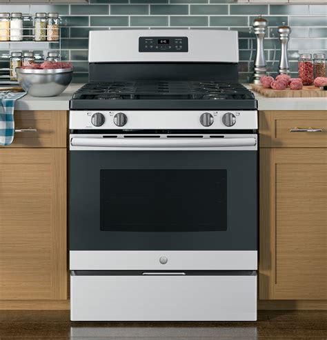 ge   standing gas range jgbsekss ge appliances