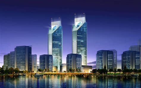 building background wallpapers modern buildings