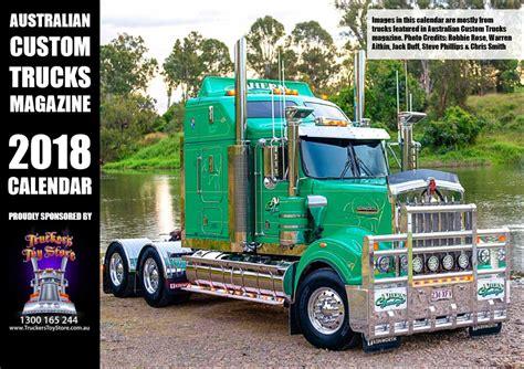 2018 Truck Calendar  Truckers Toy Store