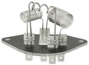 Resistor  Blower Motor  1976 Ac   Opgi Com