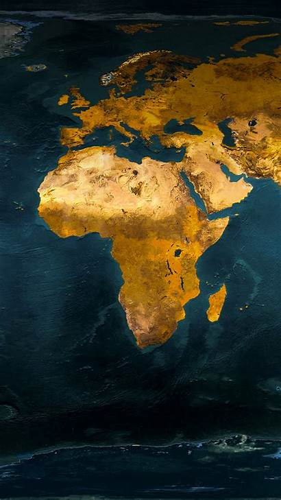 Africa Europe Iphone Worldmap Wallpapers African Phone