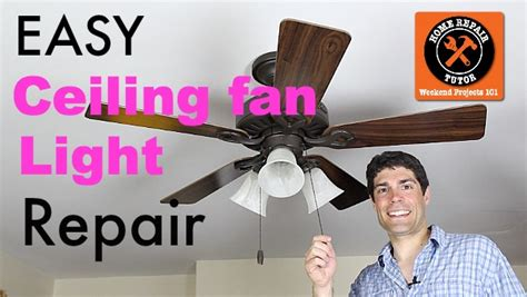 Repair Light In Ceiling Fan Noise Industrial Lighting Trends
