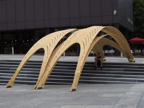 eat  bug experimental wood structures  eth