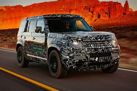 jeep defender 2020 2020 land rover defender suv uncrate