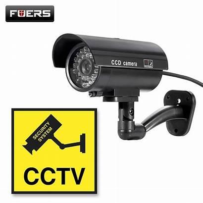 Camera Fake Security Indoor Outdoor Surveillance Simulation