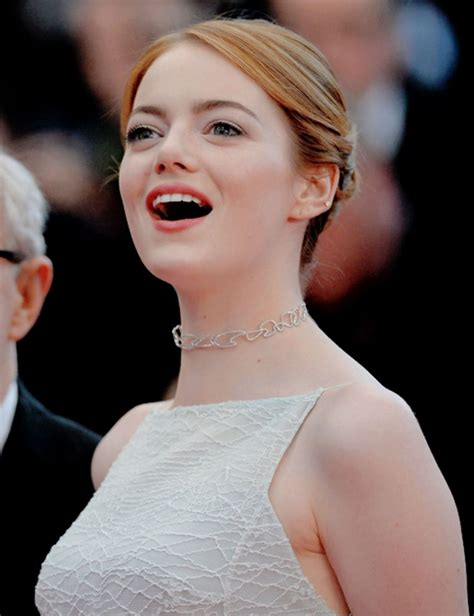 Emma stone has released a new psa for mental health awareness month. Emma Stone - Irrational Man Premiere - 2015 Cannes Film Festival • CelebMafia