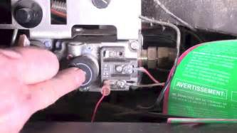 Remote Control For Gas Fireplace by How The Fireplace Thermopile System Is Wired Youtube