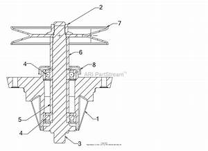 Mtd 1427a3zw099  247 270470   G8600   2017  Parts Diagram For Spindle